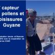 1er capteur de pollen et de moisissures installé en Guyane